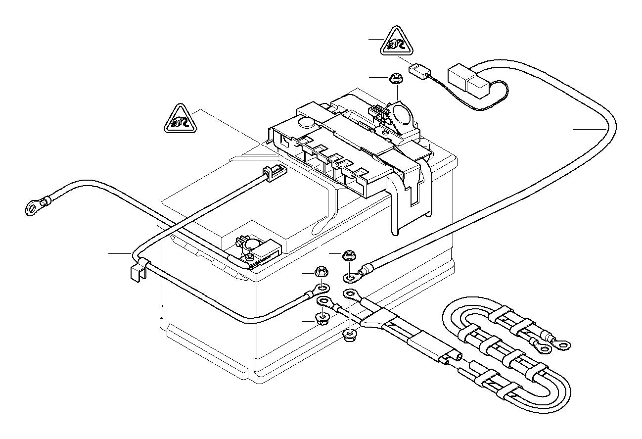Bmw M3 Universal Socket Housing Mak8 Uncoded 2 Pol