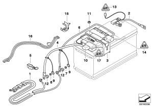 BMW 335i Power distribution box w fuse System, Battery, Electrical  61146971370 | BMW, Stratham NH