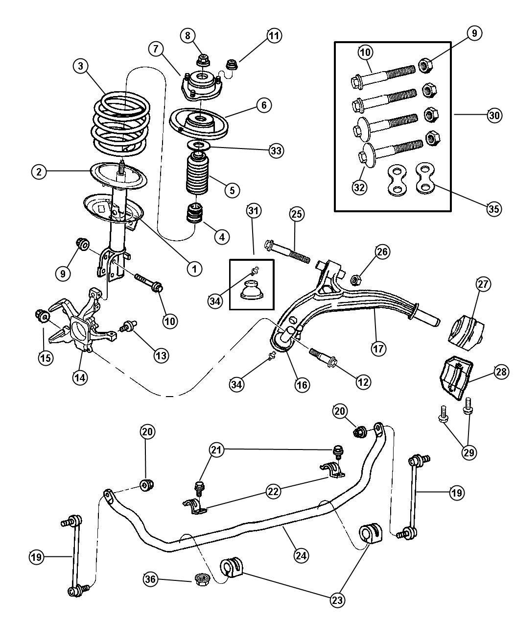 Chrysler Grand Voyager Nut Hex Flange Lock M14x2 M14x2