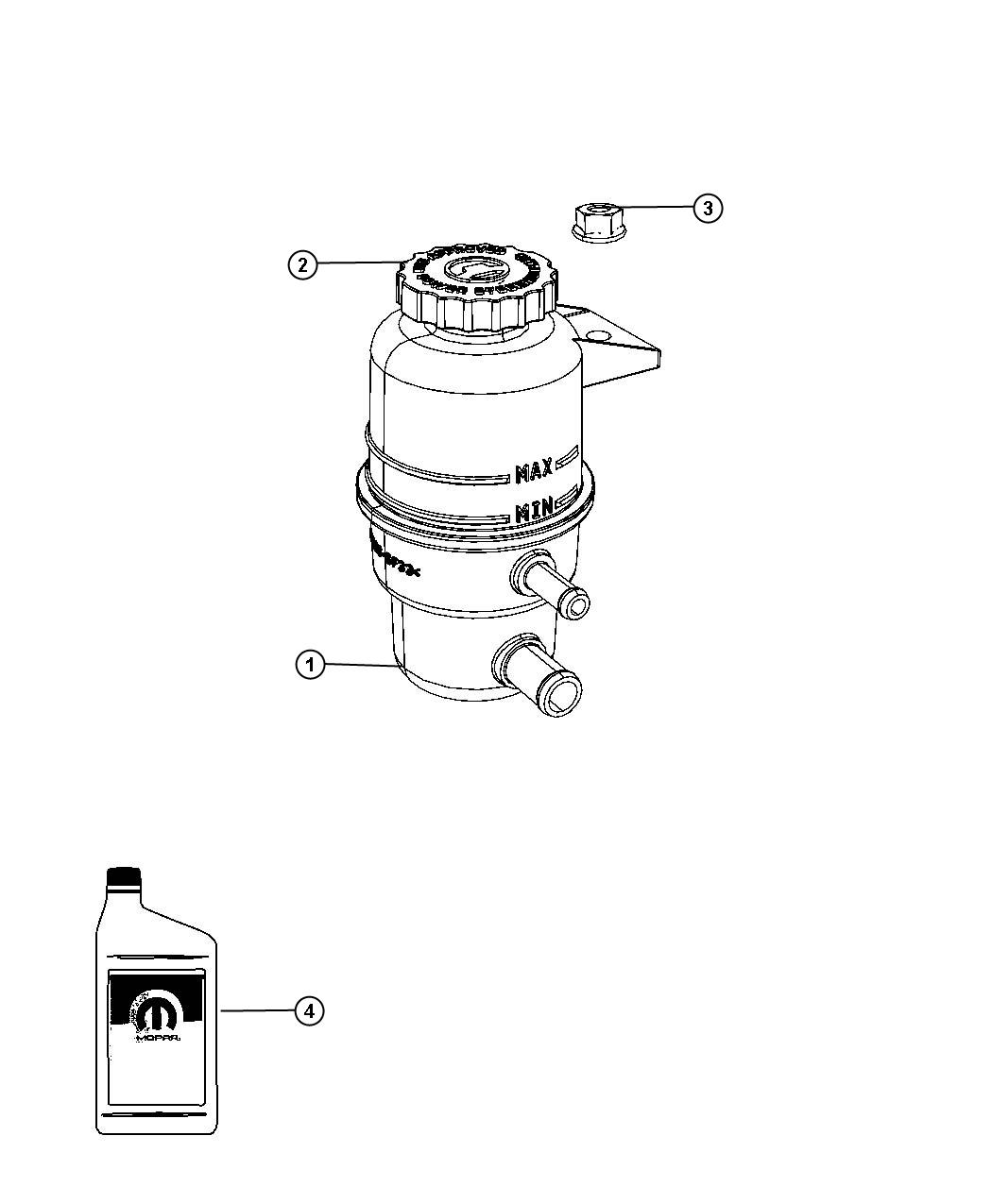 Chrysler Town Amp Country Fluid Automatic Transmission Atf
