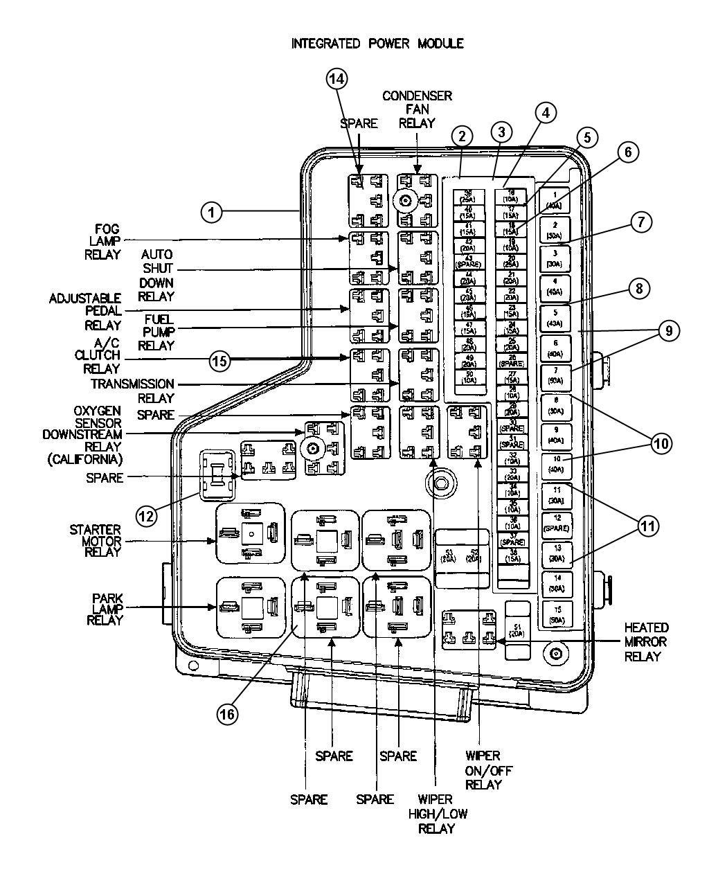 Ram Fuse Fuse Cartridge J Case 60 Amp Export