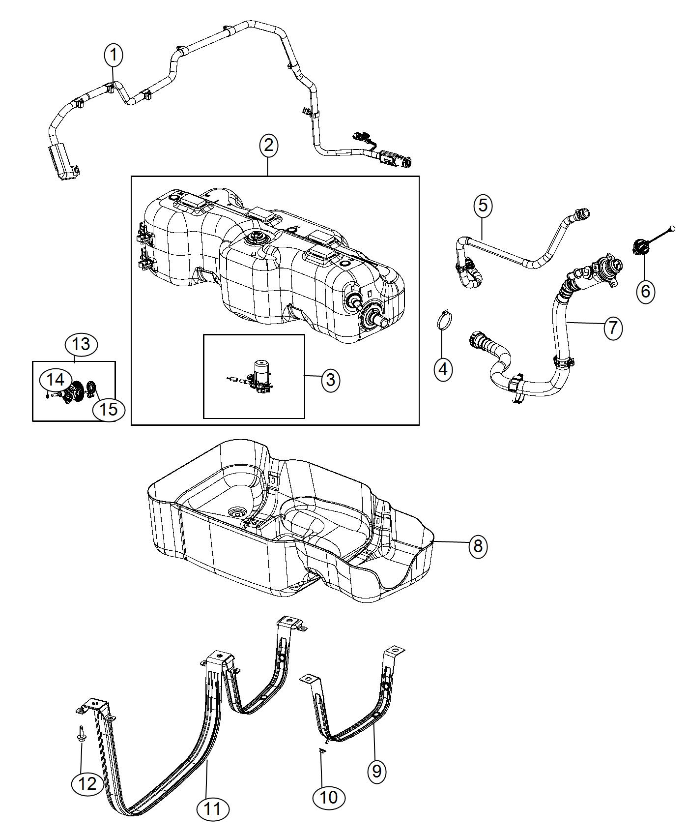 Ram Tubesel Exhaust Fluid Supply