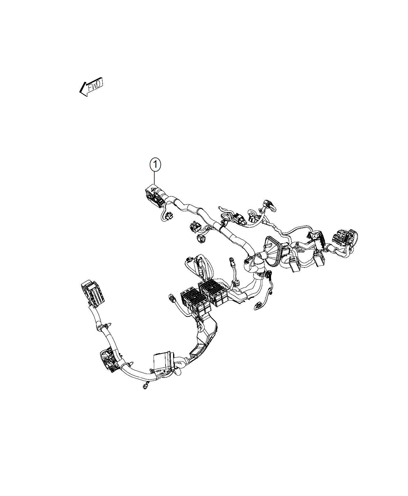 Jeep Cherokee Wiring Dash Bi Function Halogen Projector