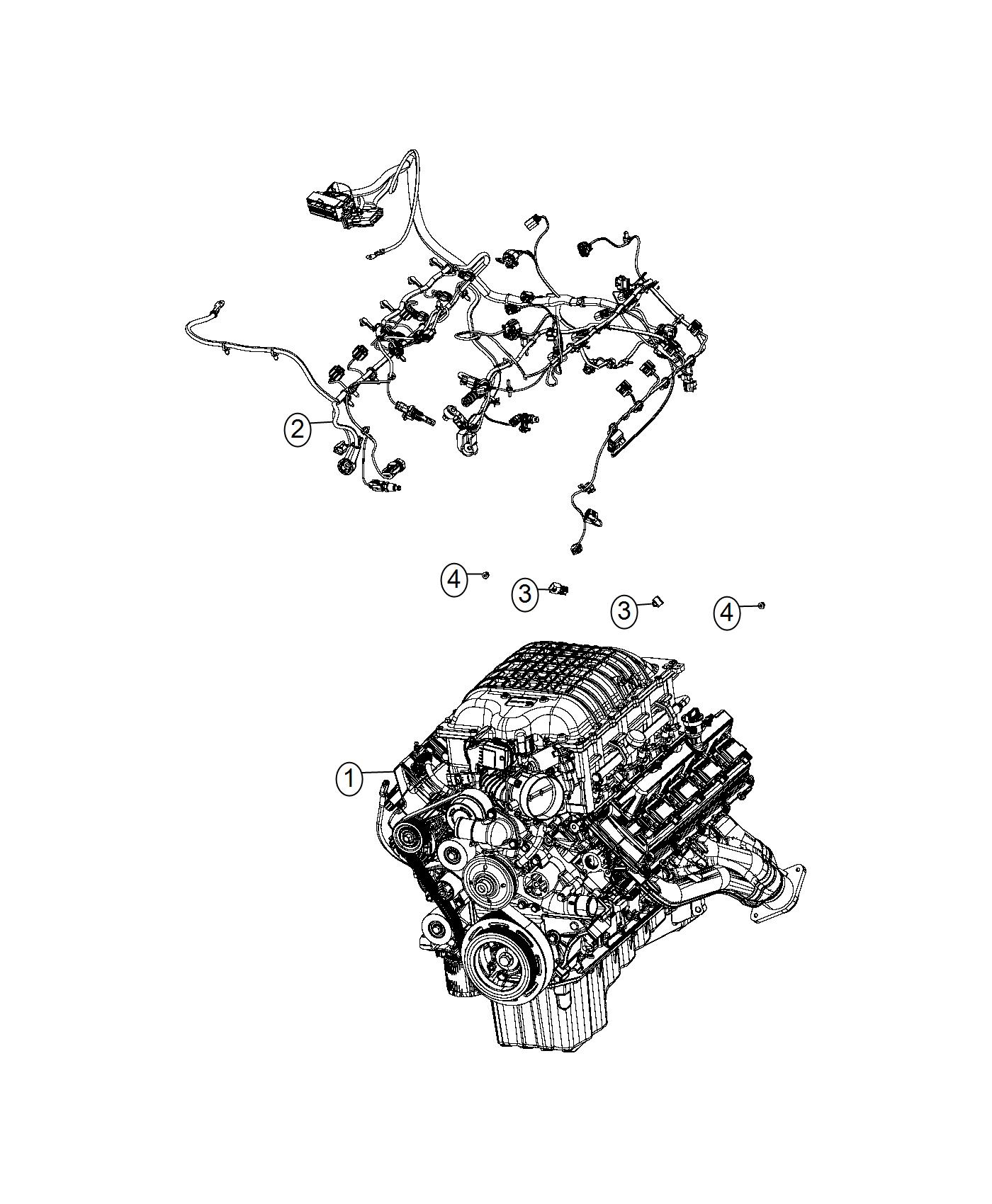 Dodge Charger Wiring Engine Mopar