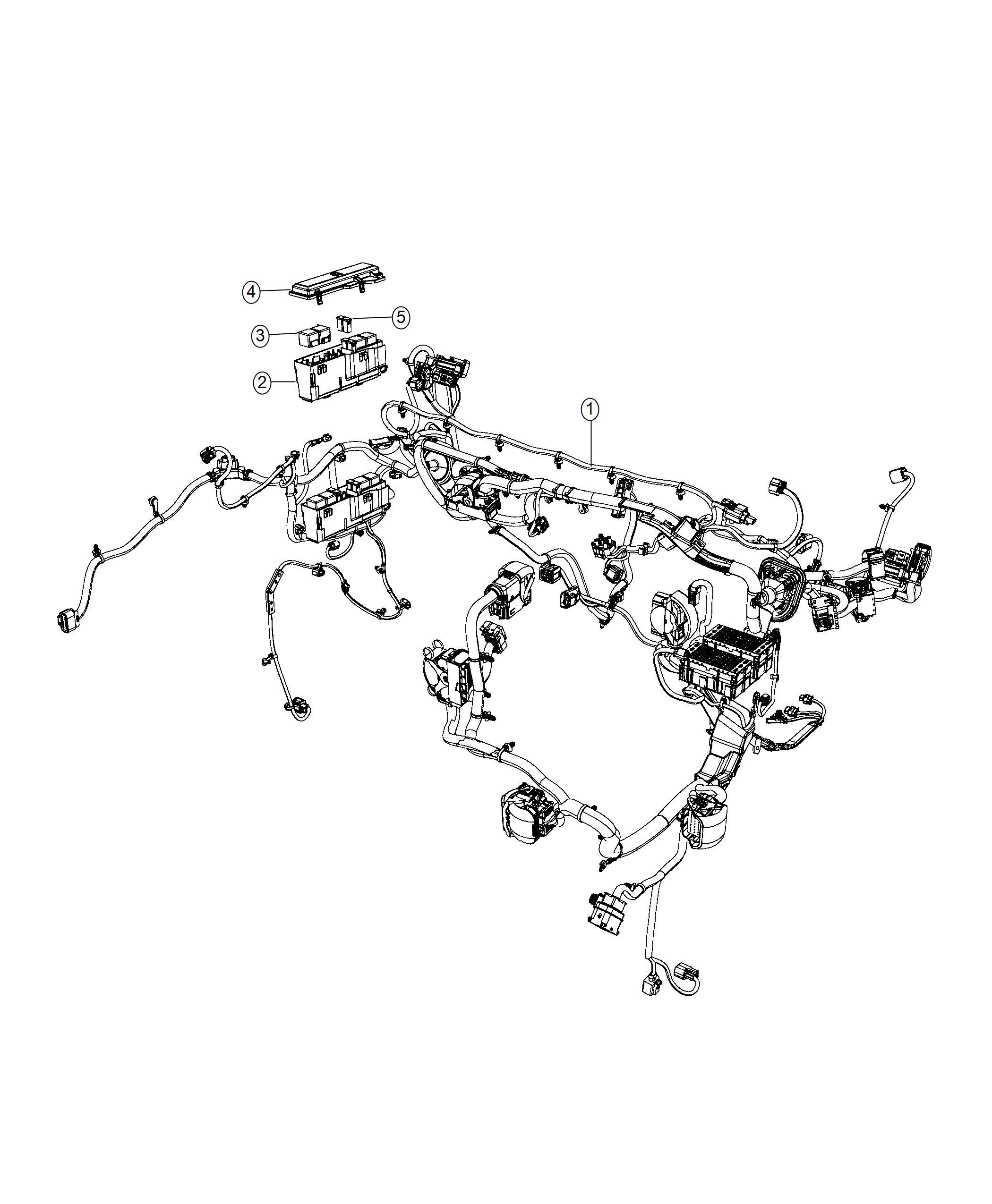 Jeep Cherokee Fuse Fuse Cartridge J Case 60 Amp Export
