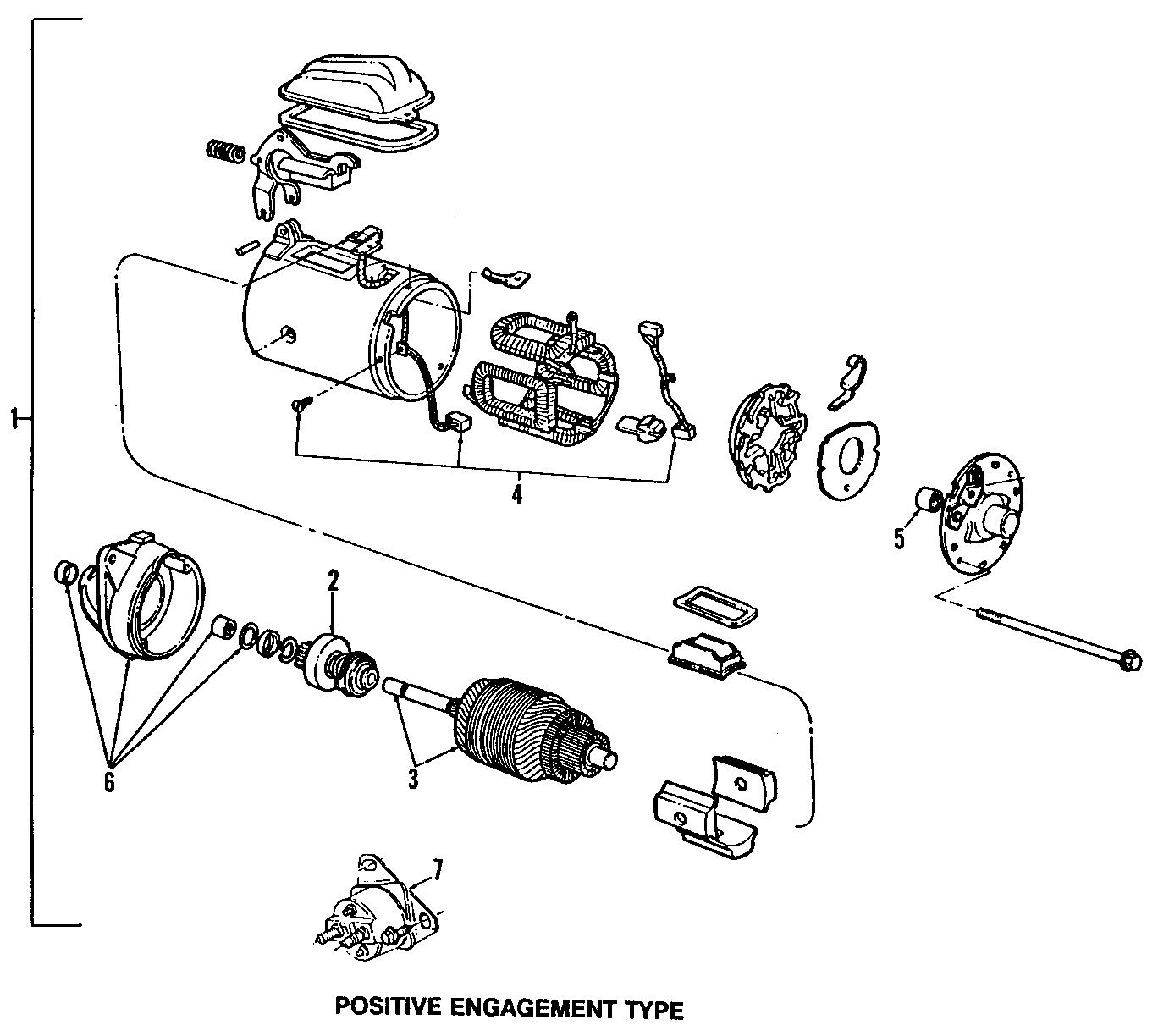 Ford Ranger Starter Solenoid
