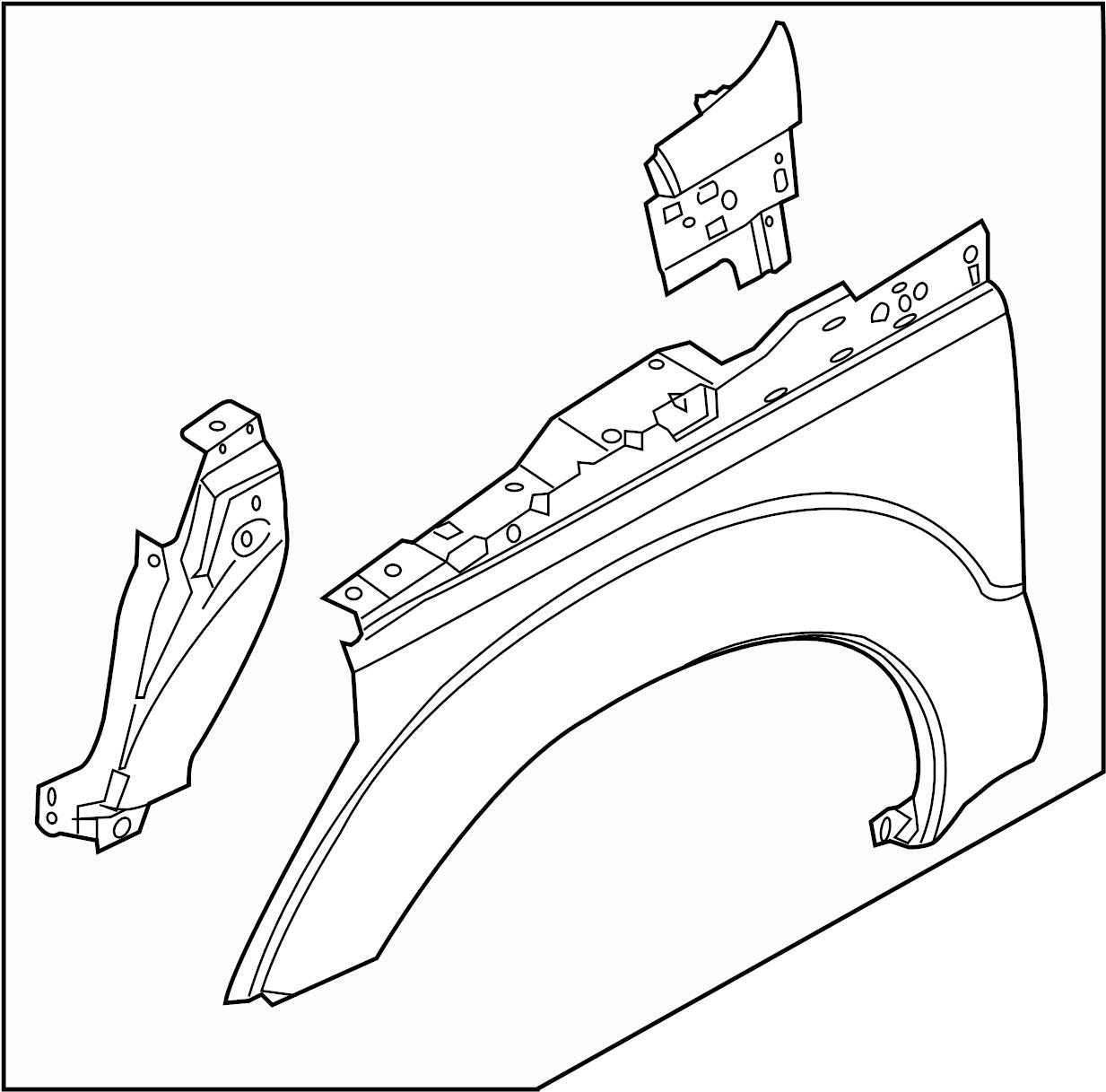 Diagram Ford F450 Fender Diagram Full Version Hd