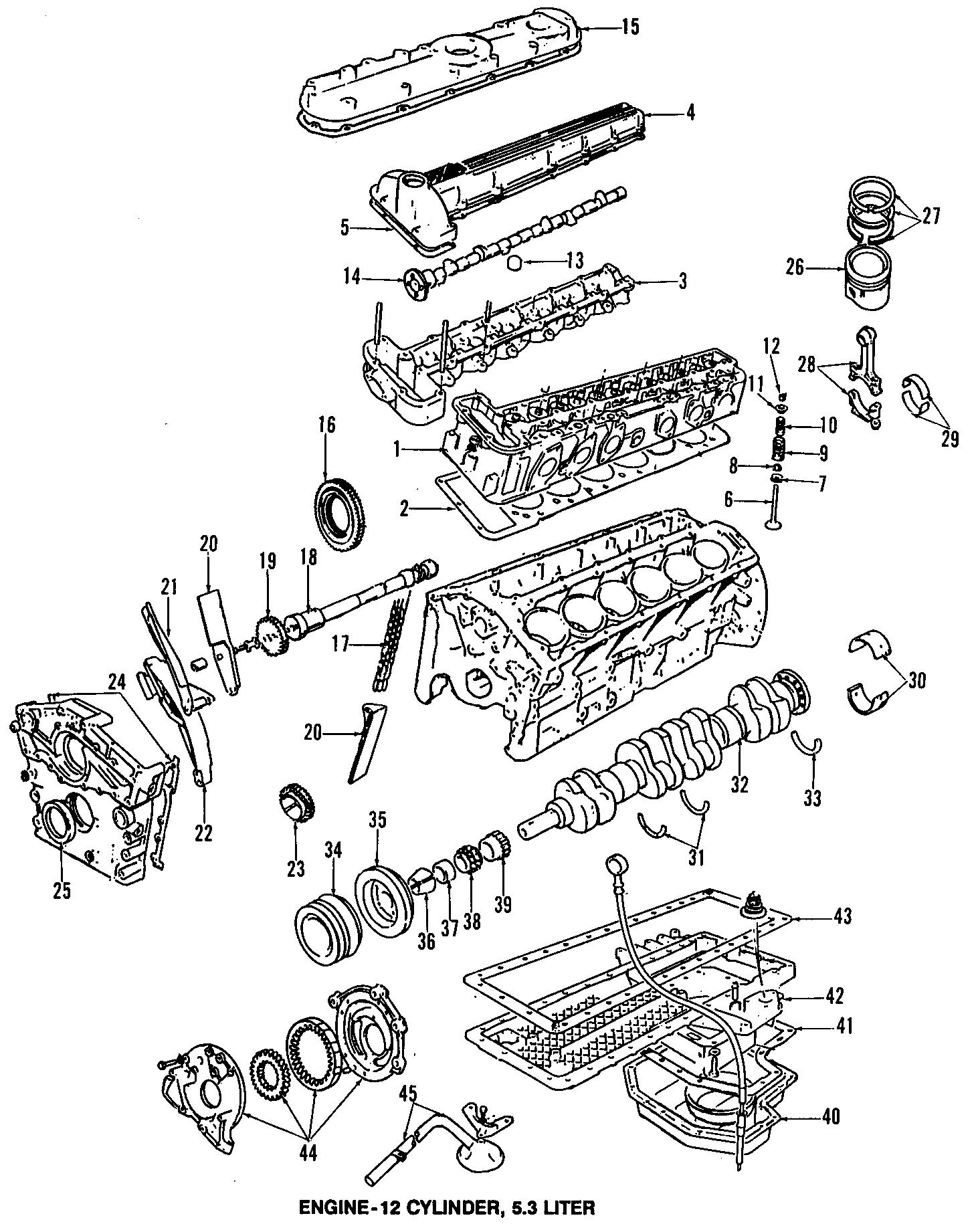 Jaguar Xjs Gasket