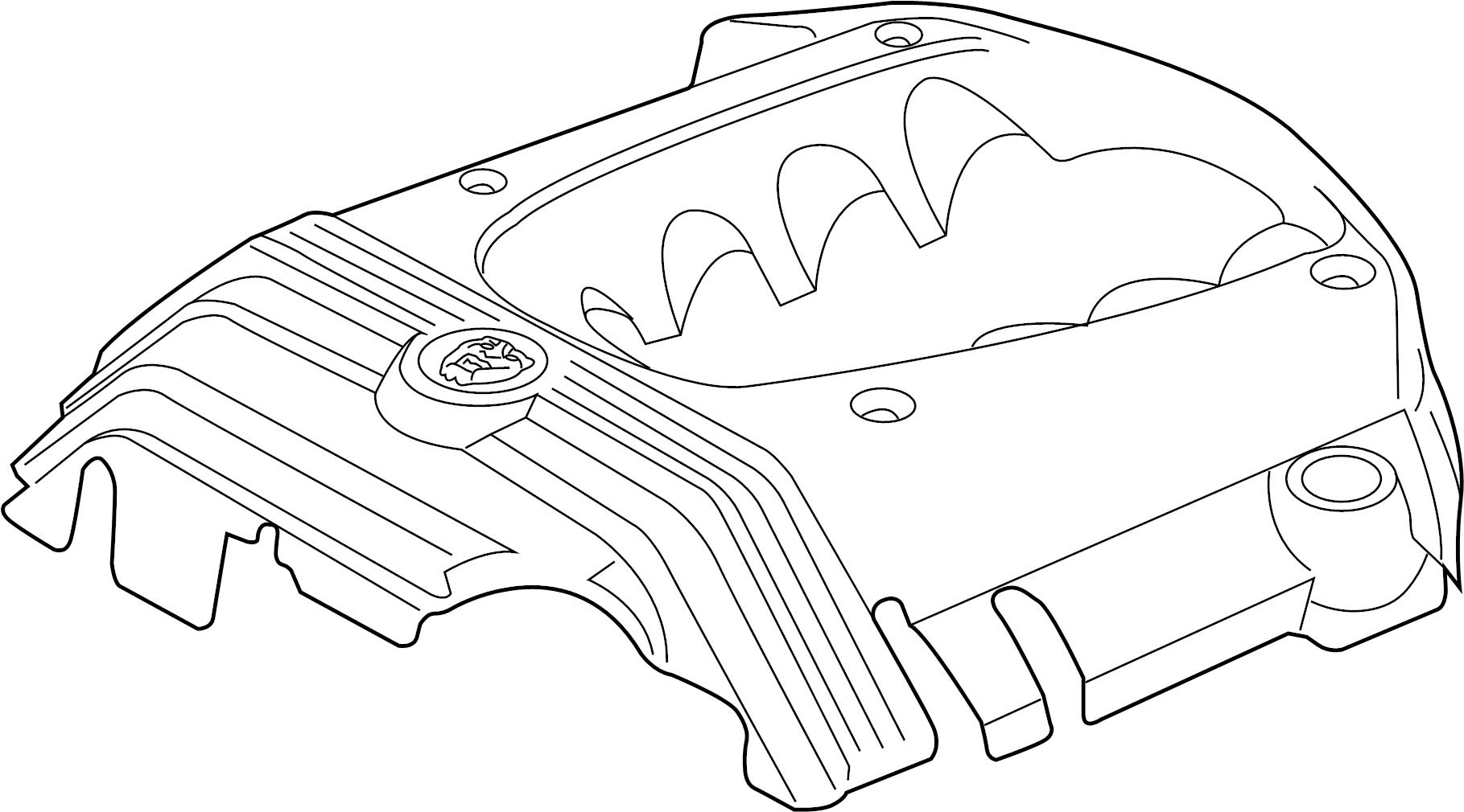 Jaguar Vanden Plas Cover