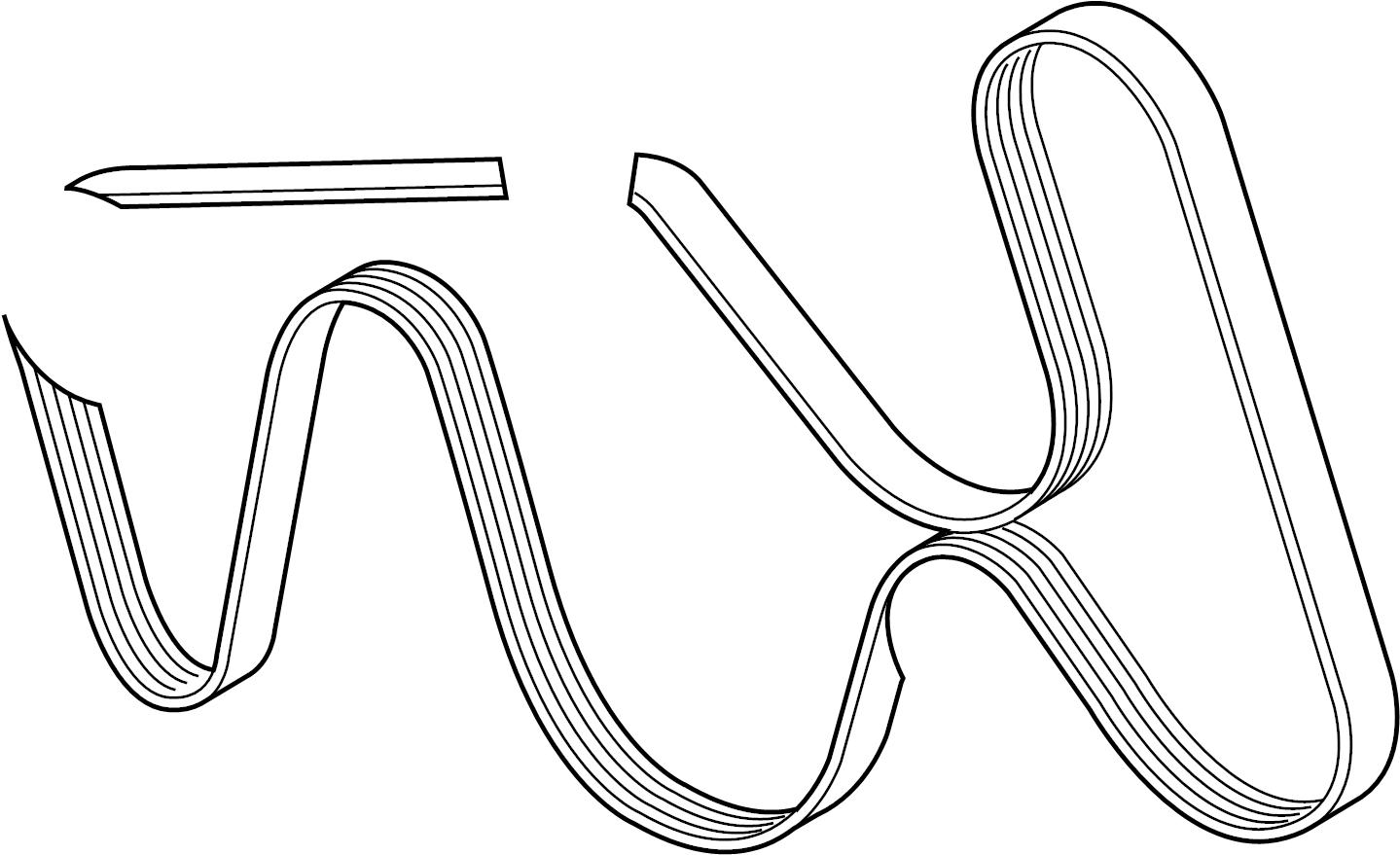 Jaguar Xf Belt