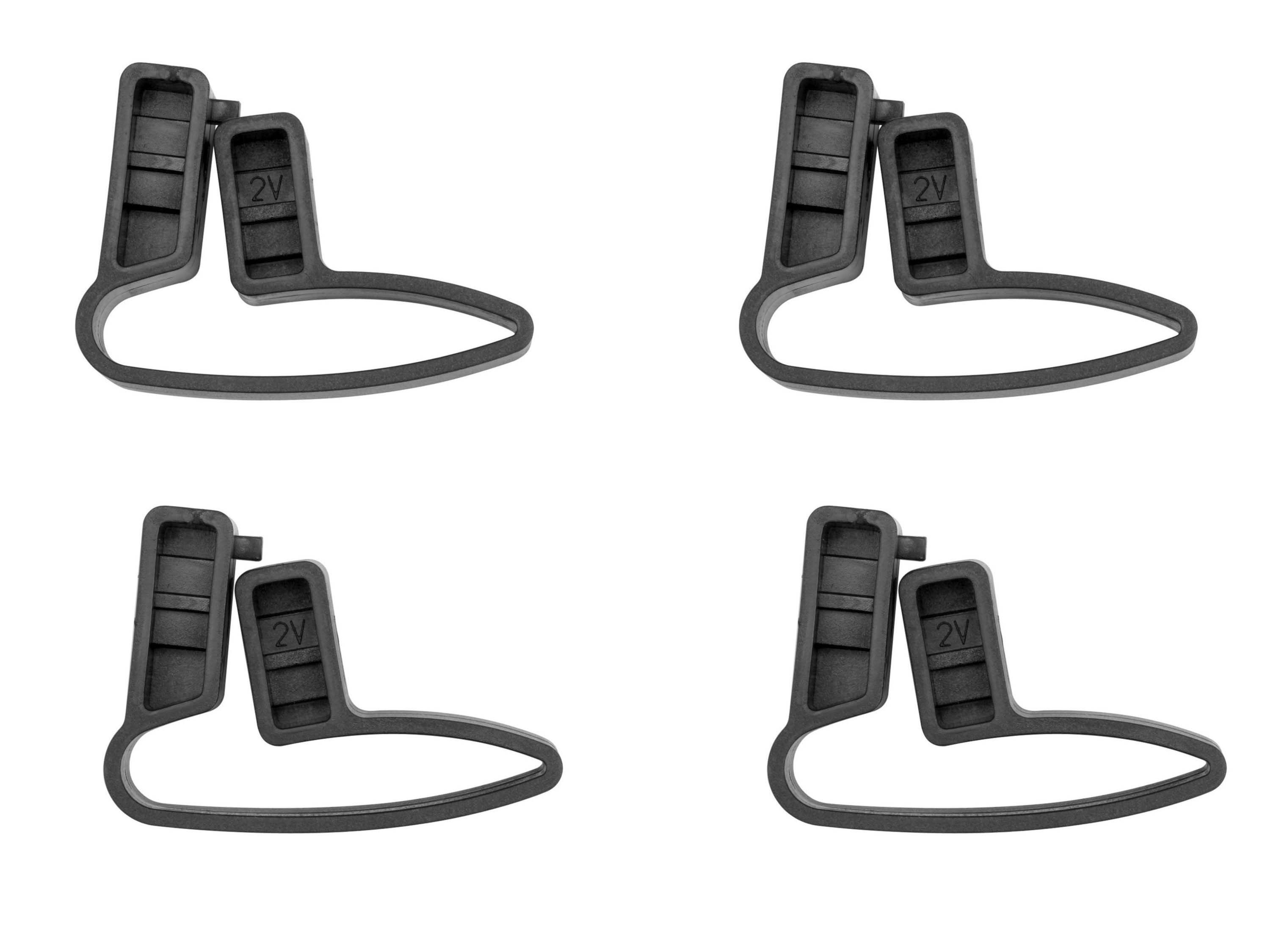 Subaru Forester Crossbar Mounting Clamps