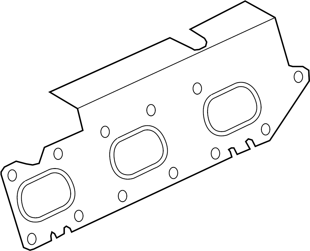 Ford Transit 350 Exhaust Manifold Gasket