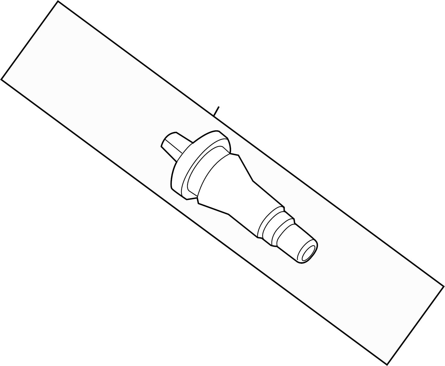 Ford Explorer Valve