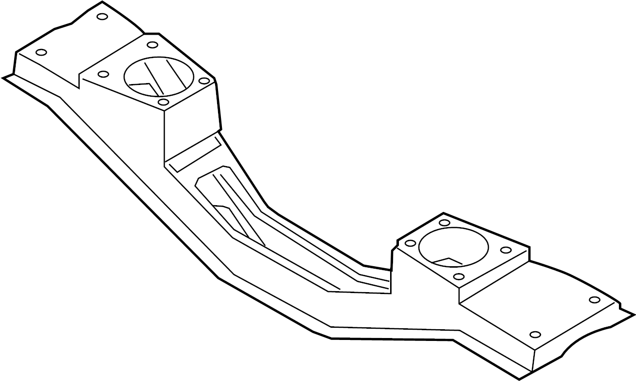 Ford Transit 150 Engine Cradle Front