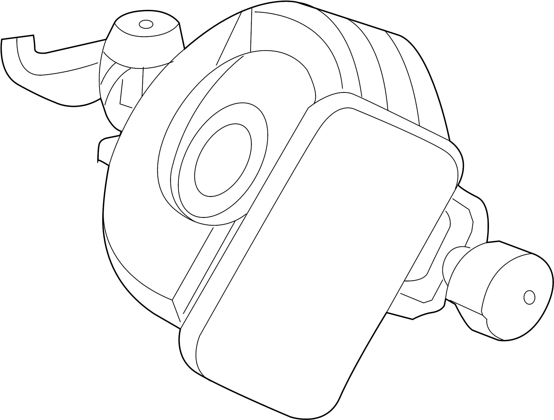 Ford Explorer Horn