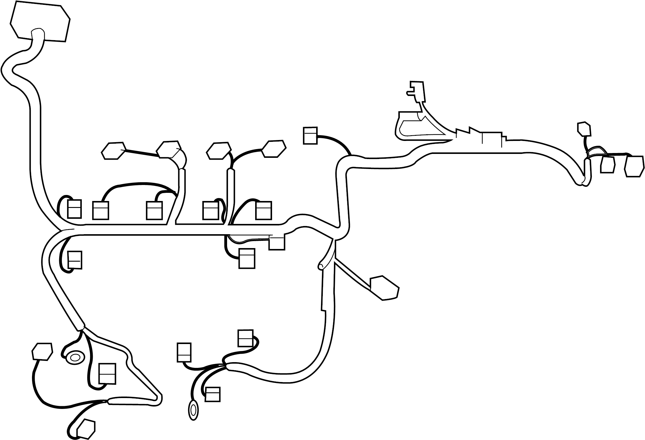 Trans Am Engine Wiring Harness