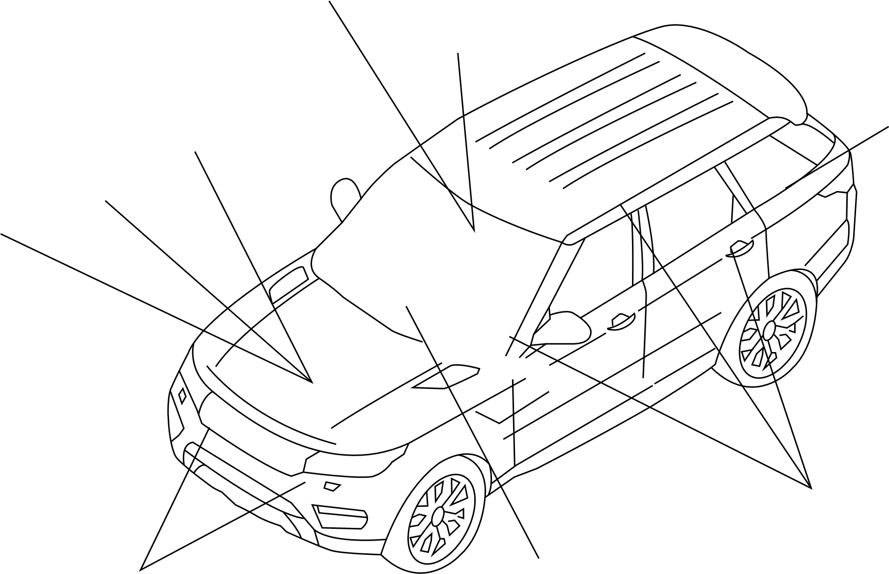 Land Rover Range Rover Sport Transceiver Immobilizer