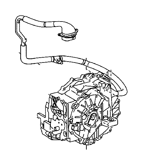Toyota Camry Cover Sub Assembly Transmission Oil Pump Fcv Driveline