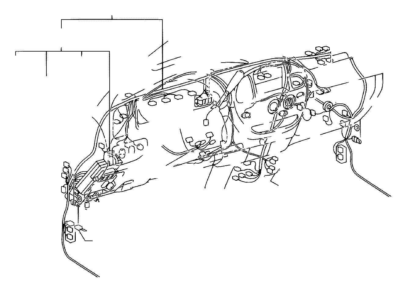 Toyota Tundra Wire Cowl Wiring Electrical