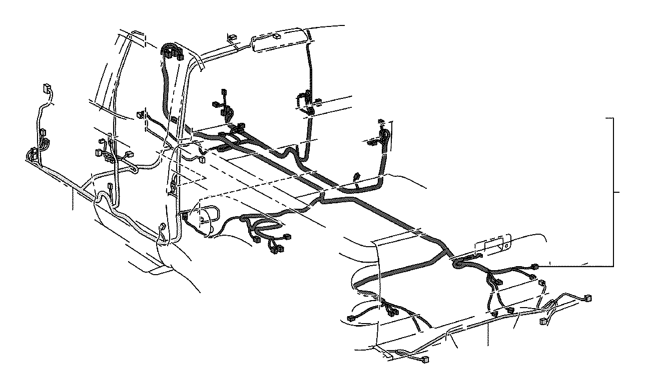 Toyota Tundra Wire Floor Electrical Wiring