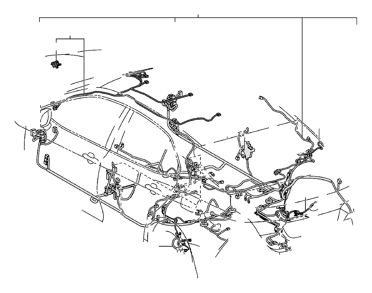 Toyota Camry Wire Floor Engine Clamp System