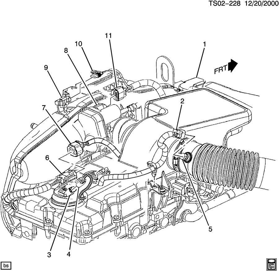 001220TS02 228?resize=665%2C646 chevy trailblazer transmission wiring diagram oldsmobile cutlass 02 Trailblazer Transmission Shell Gear at reclaimingppi.co