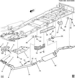 Gm 3 9l V6 Engine, Gm, Free Engine Image For User Manual Download