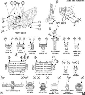 Gmc Acadia Wiring Schematic  Wiring Data