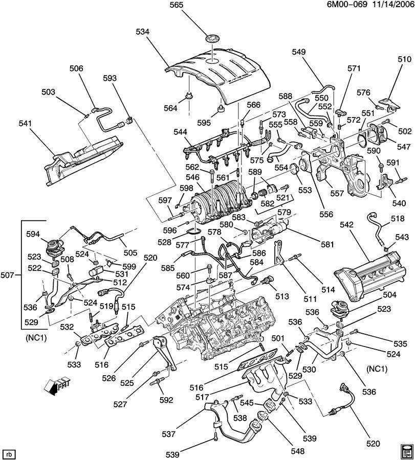 North Star 4 6 Engine Diagram Pcv
