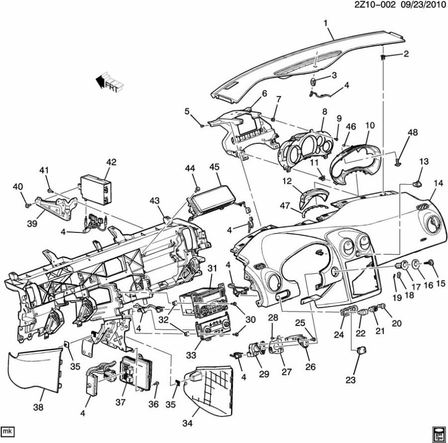 Wiring Harness Diagram 2006 Chevy Cobalt - Wiring Diagrams Place