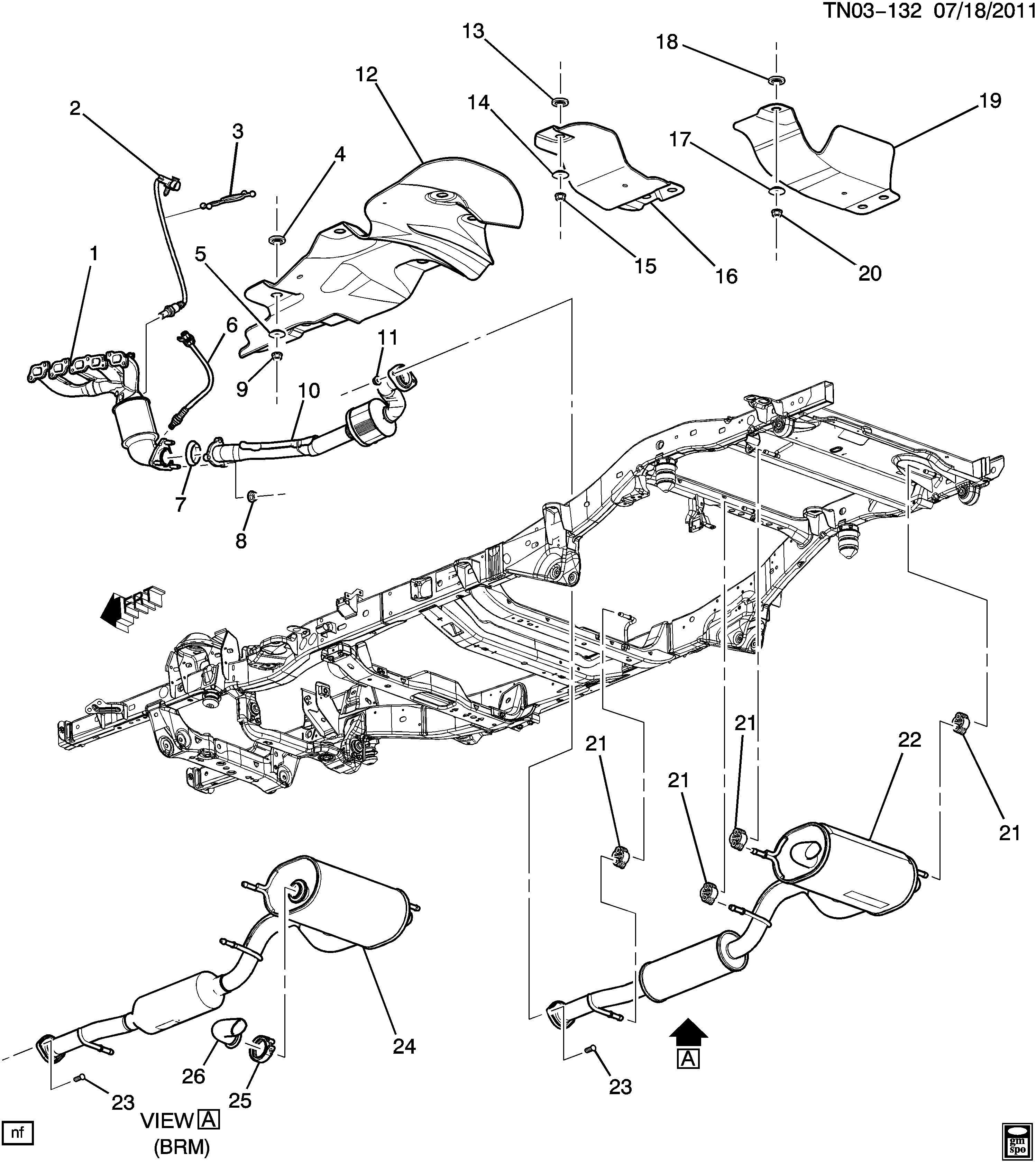 Rear Catalytic Install Question