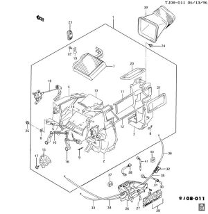 HEATER & DEFROSTER SYSTEM
