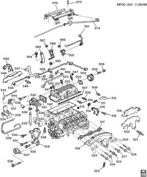 350 Chevy Engine Parts Diagram Pictures to Pin on