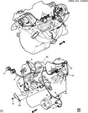 2003 Pontiac Grand Am Stereo Wiring Diagram Pontiac Auto Wiring Diagram