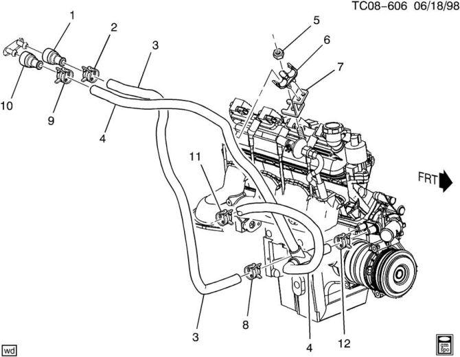 2001 chevy silverado heater diagram  center wiring diagram