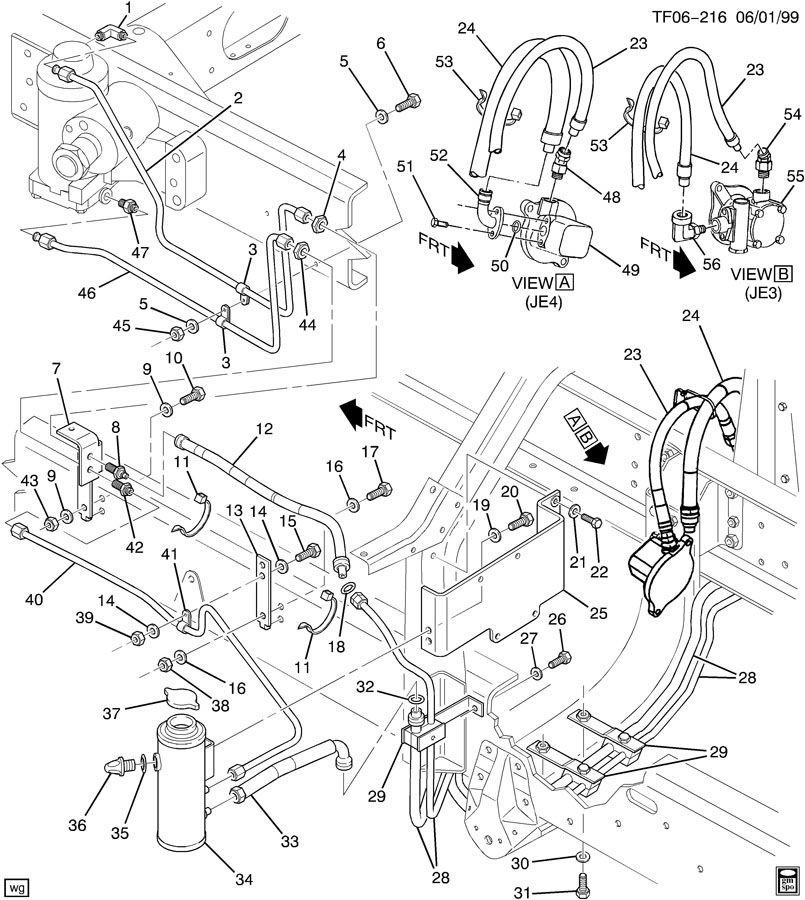 2002 gmc savana van wiring diagram