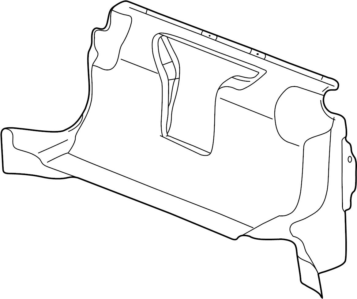 Pontiac Radiator Mounting Amp Related Parts