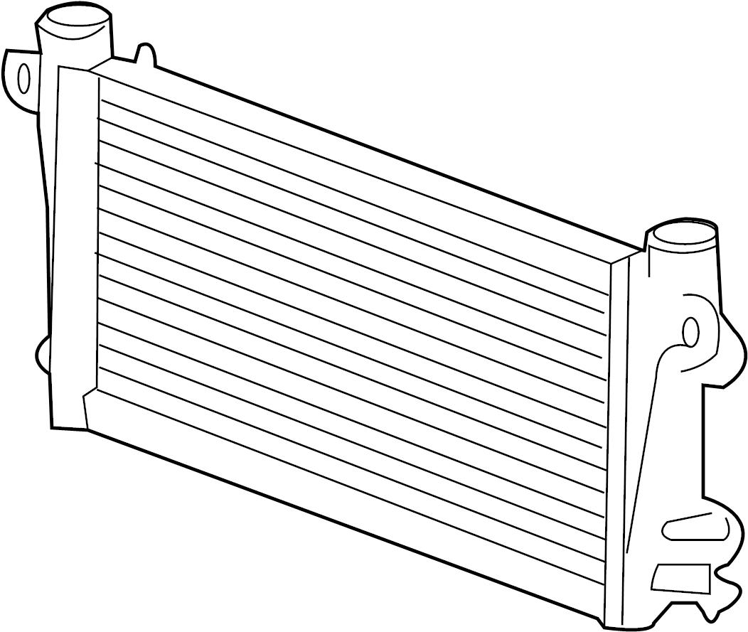 Duramax Intercooler