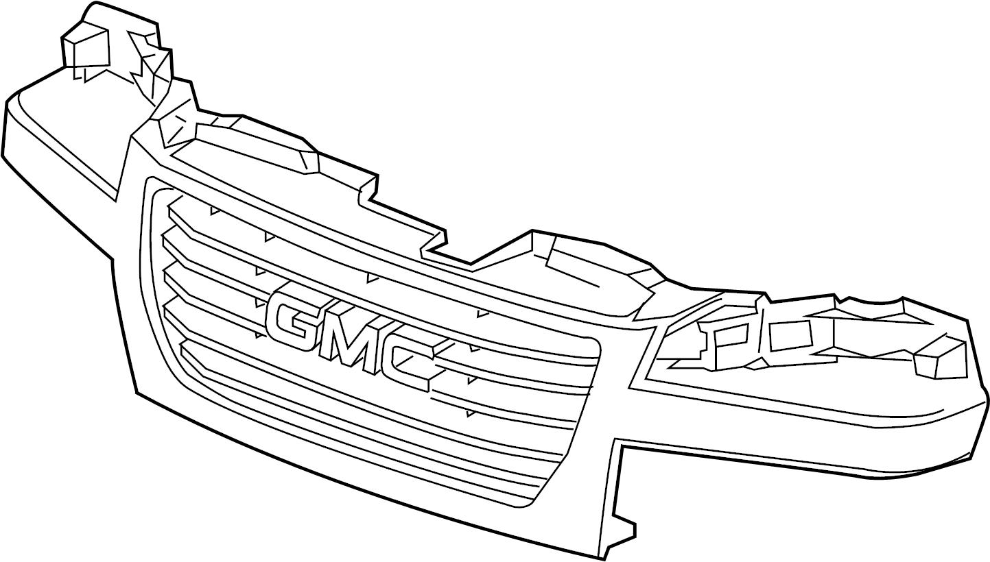Grille Radiator