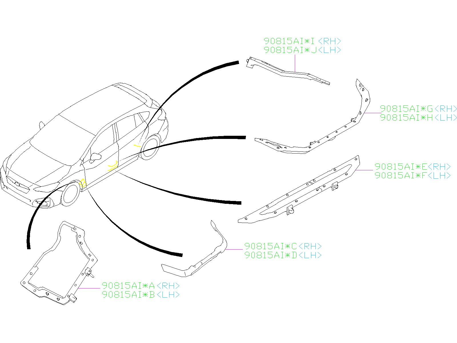 96 Subaru Impreza Stereo Wiring Diagram Schematics Tundra 1996 Simple Guide About U2022 Toyota