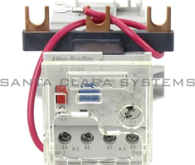Allen Bradley 592 Eeec Overload Relay Product Image