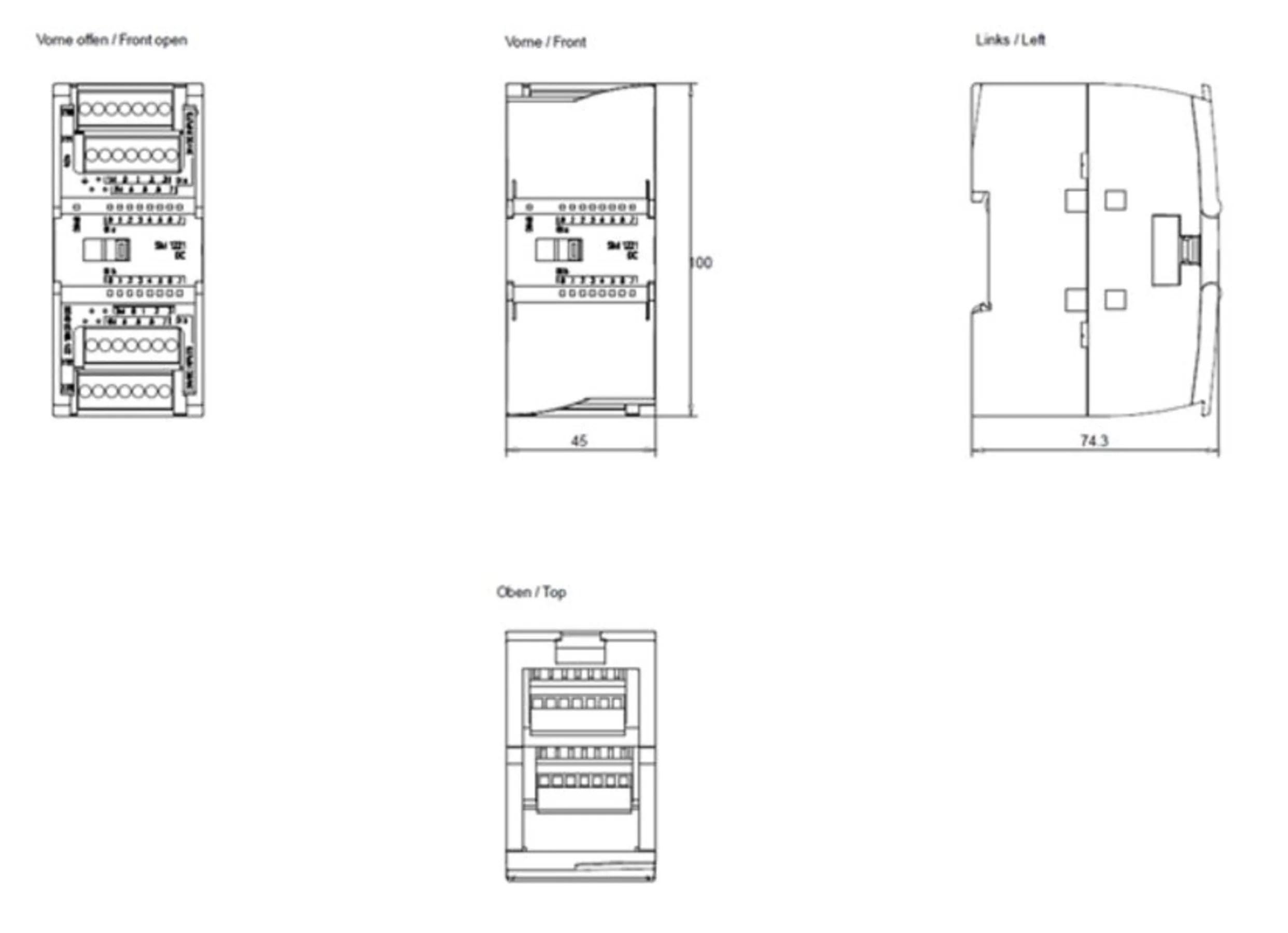 Siemens I O Modules