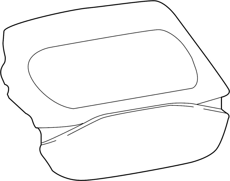 Infiniti G35 Plug Front Fitting Rear