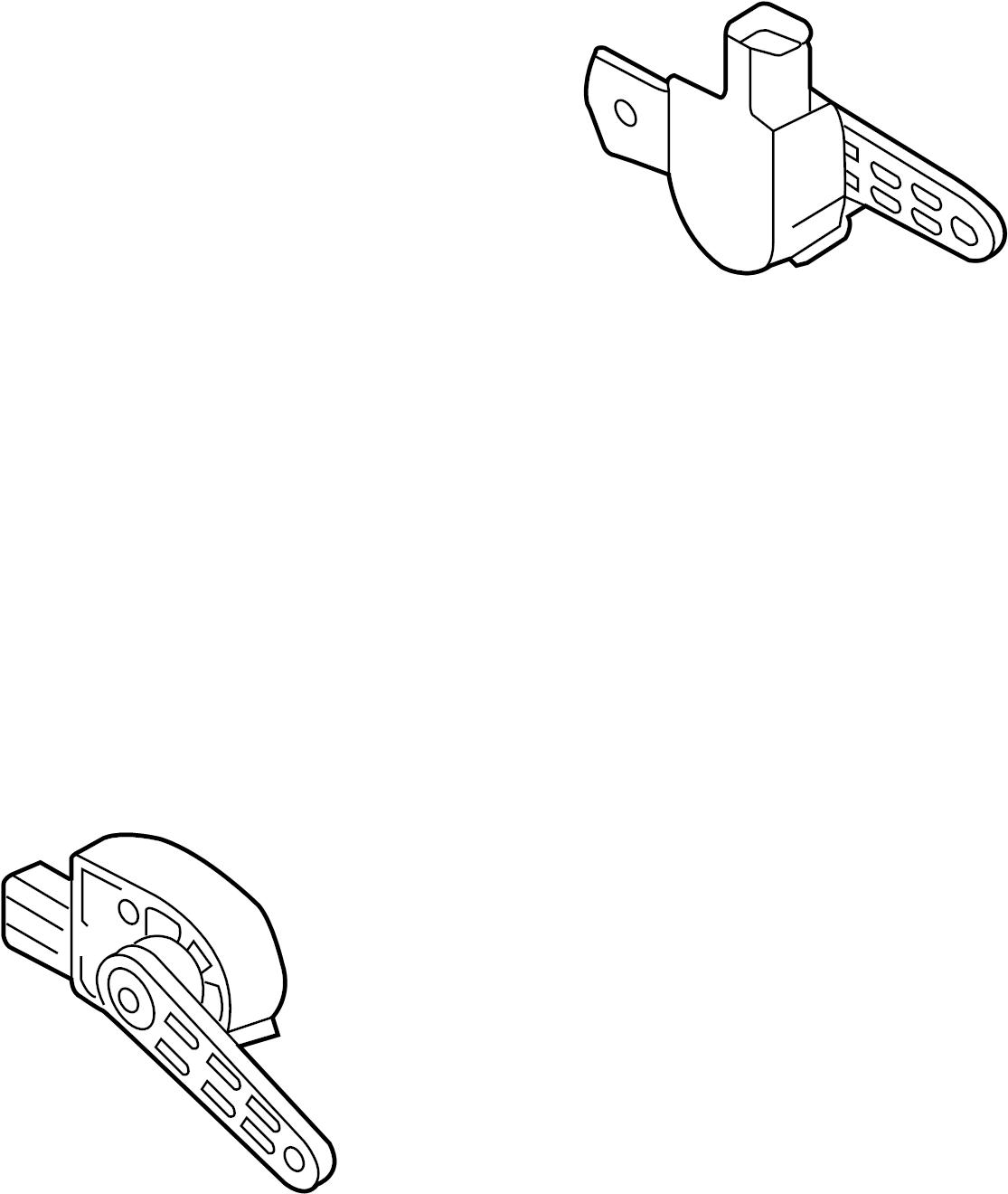 Volkswagen Jetta Headlight Level Sensor System Leveling