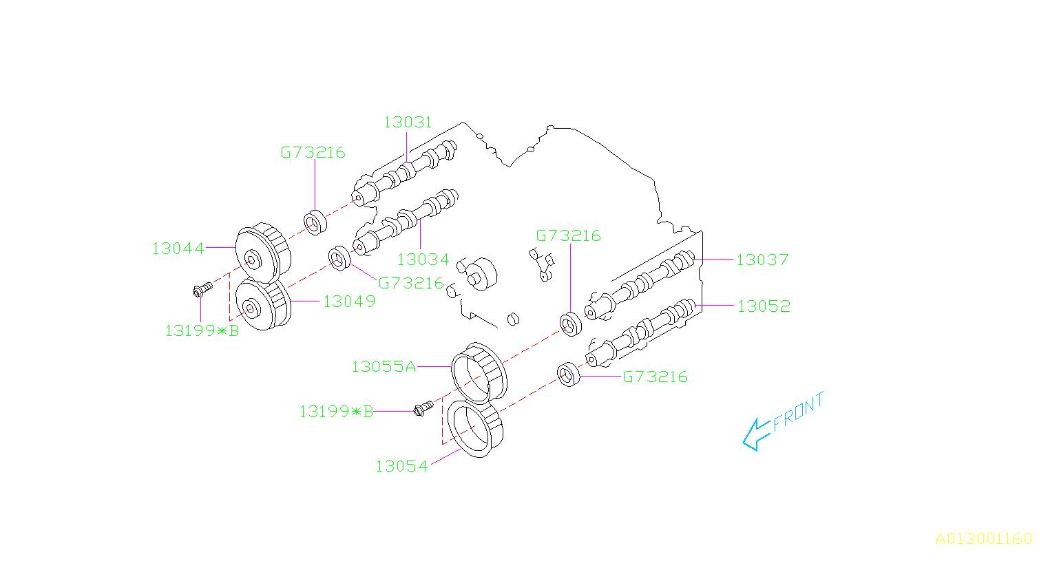 Jdm Ej205 Timing Belt Kit Question
