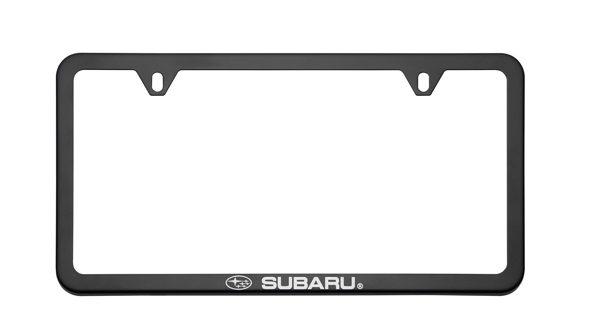 Subaru Impreza Subaru License Plate Frame