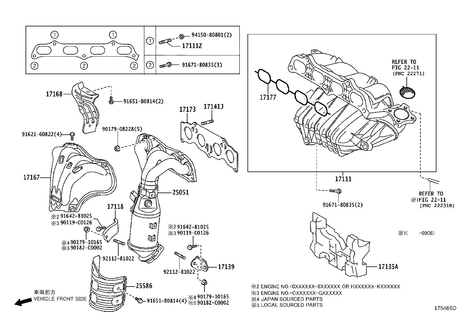 32 Scion Xb Parts Diagram