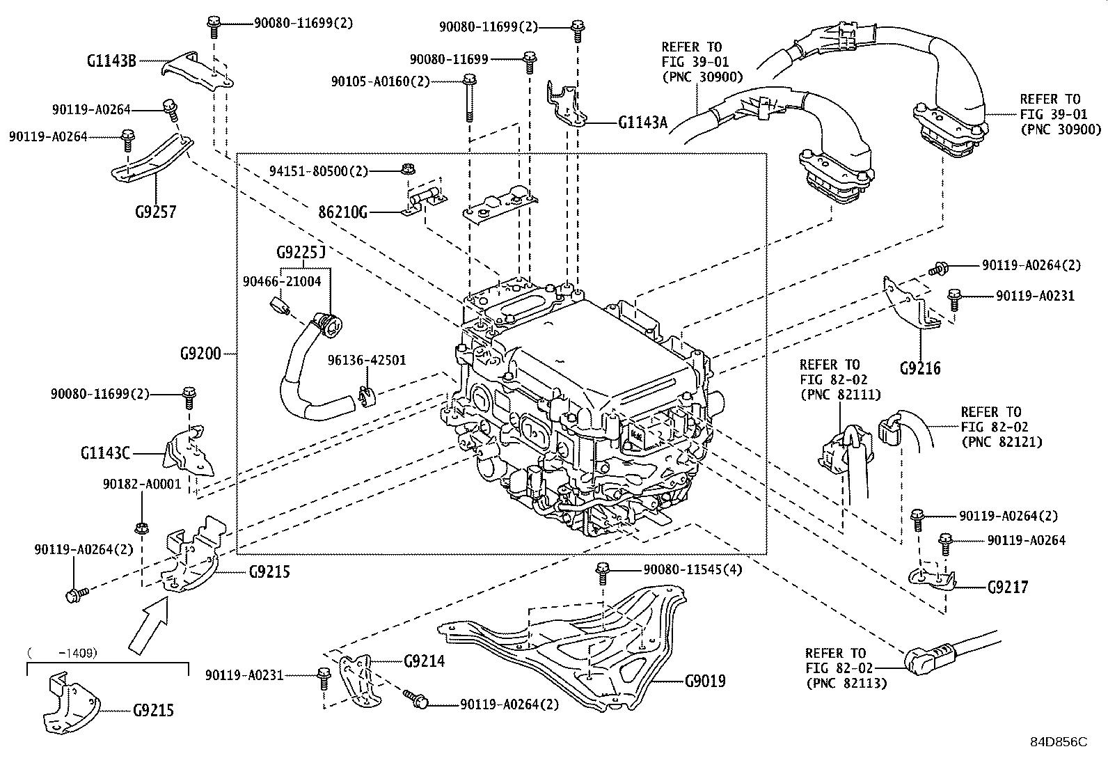 Toyota Avalon Heater Diagram