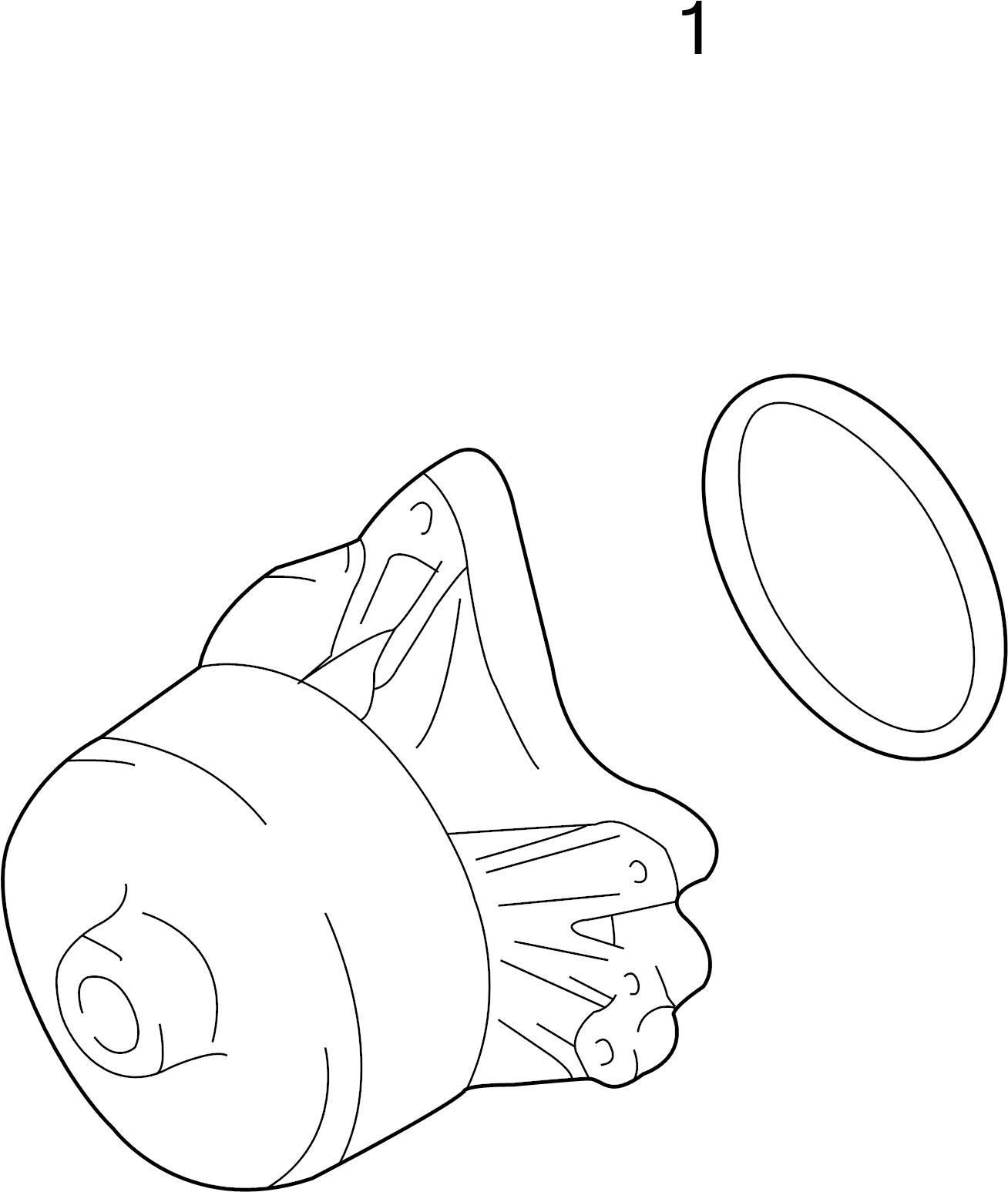 Toyota Corolla Water Pump Gasket Engine Ring Corolla