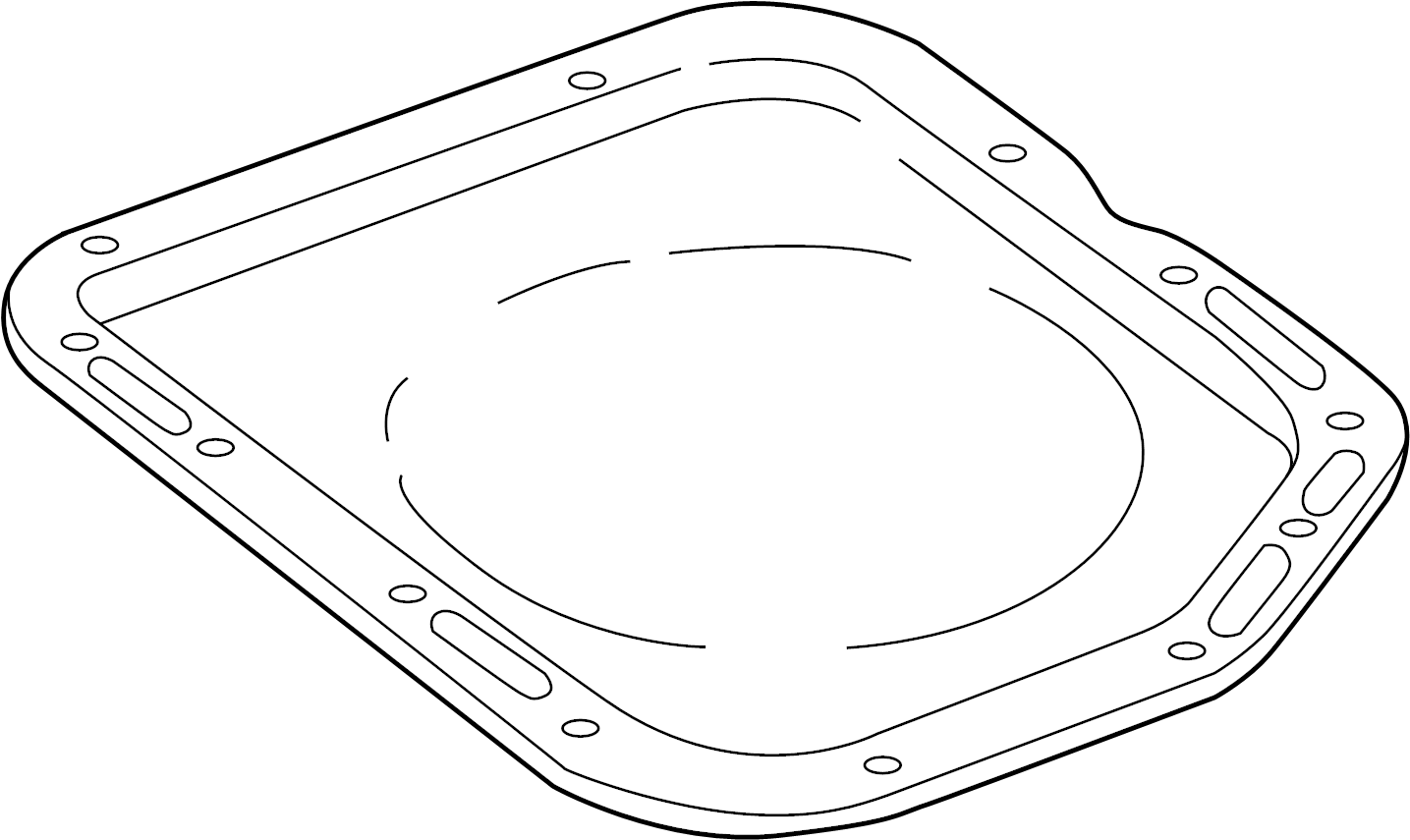 Volvo Xc90 Oil Pan Automatic Transmission